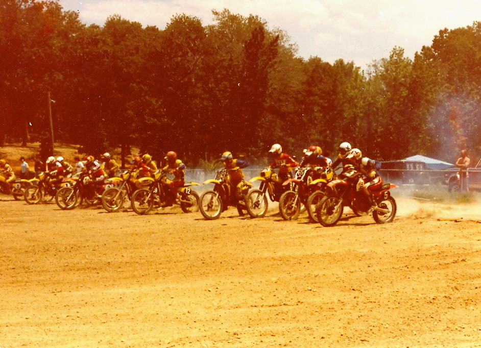White Oak 1981 125A - mxbonz - Motocross Pictures - Vital MX