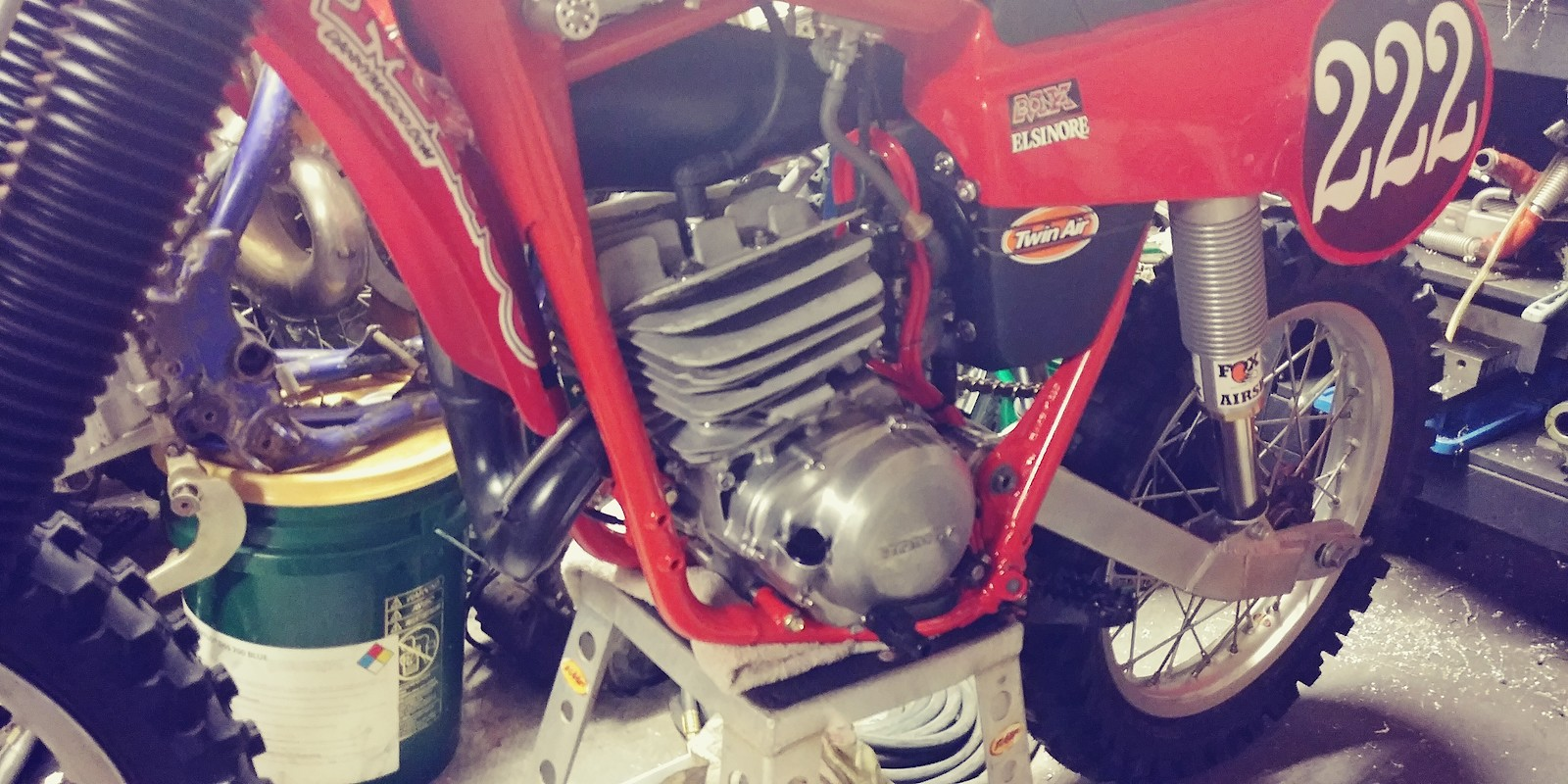 E.C. Birt Cylinder - mxbonz - Motocross Pictures - Vital MX