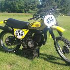 1976 Yamaha IT400