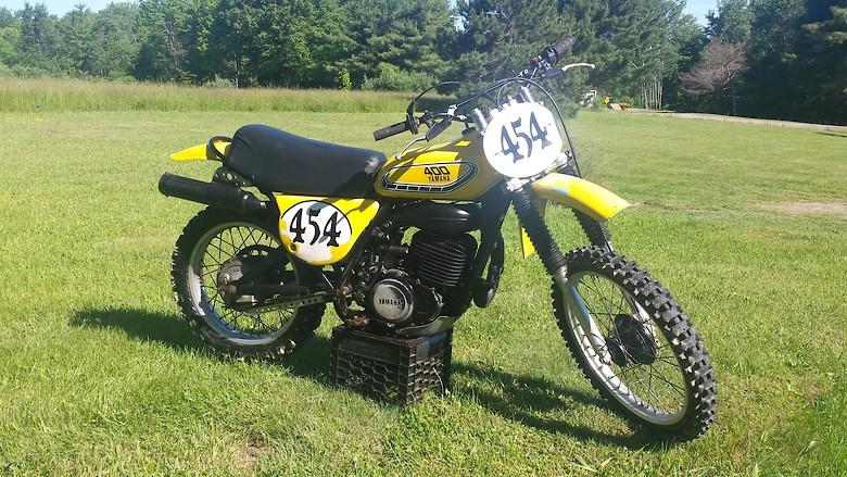 1976 Yamaha IT400