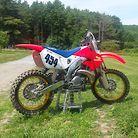 1999 Honda CR250