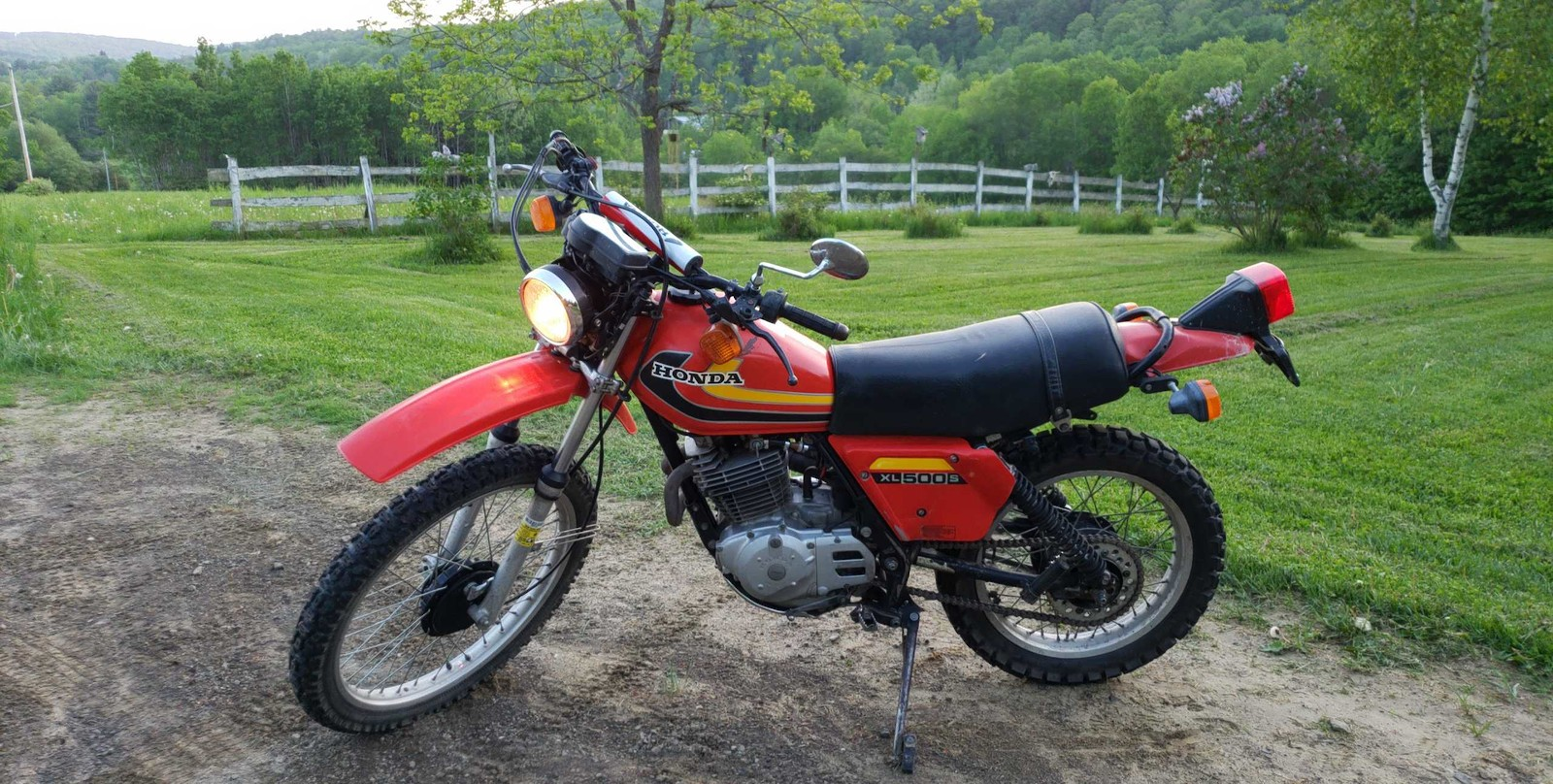 1979 Honda XL500S