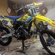 2008 Rm 250