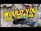 INSANE dirtbike trail
