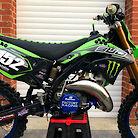 br4wny's Kawasaki
