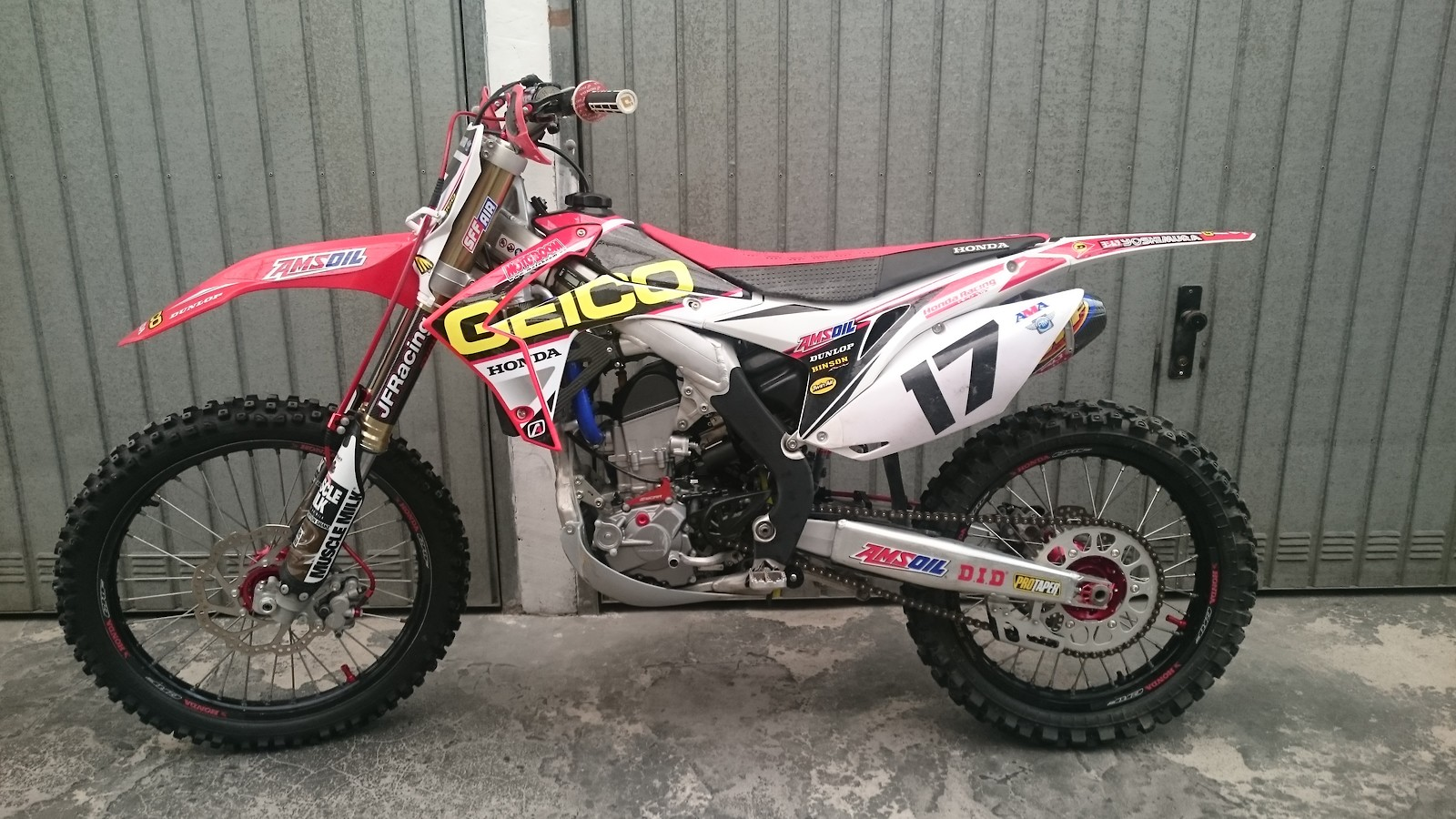 crf 250 2015