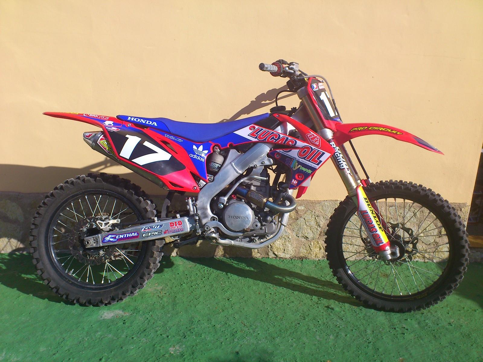 crf 250 2011