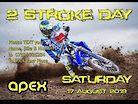 Apex 2 stroke day 2019