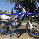 2020 YZ450FX