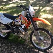 1997 KTM300exc