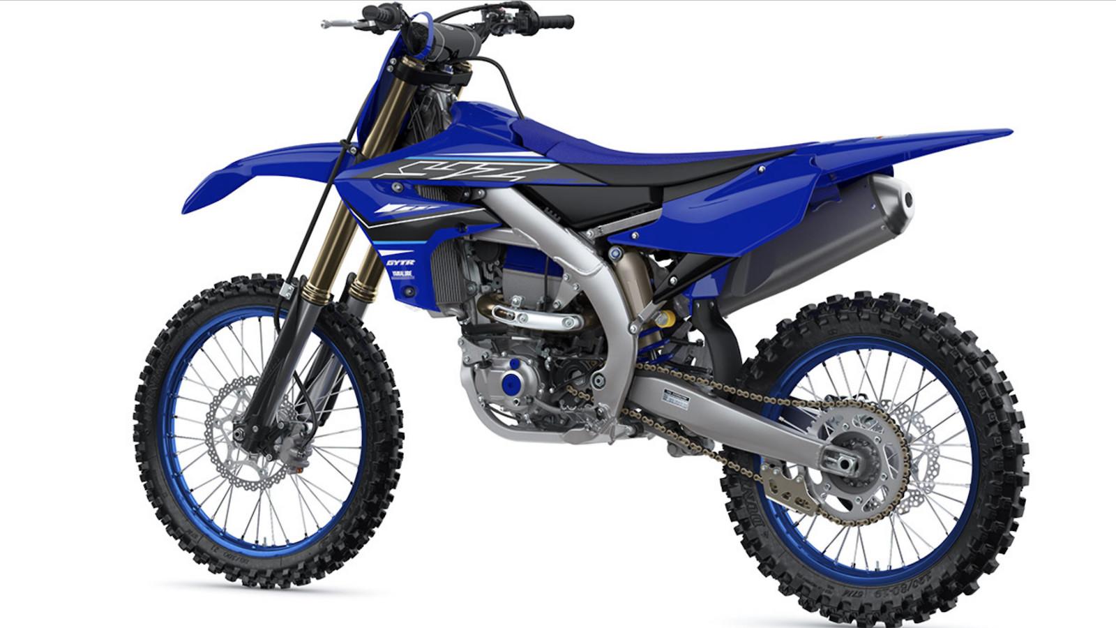 21 Yamaha yz450f
