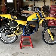 1980 RM125