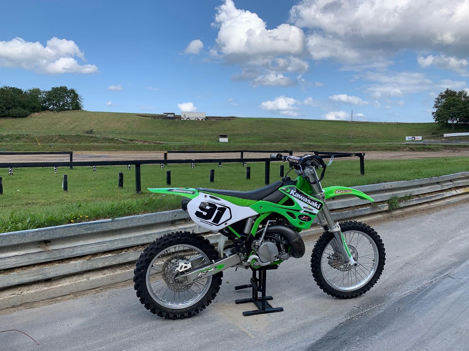 KX 250 1999