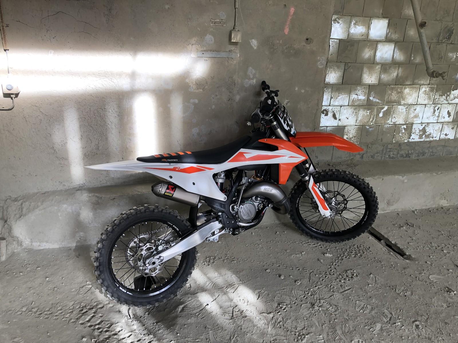 KTM 150sx 2019
