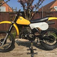 Suzuki RM250N 1979