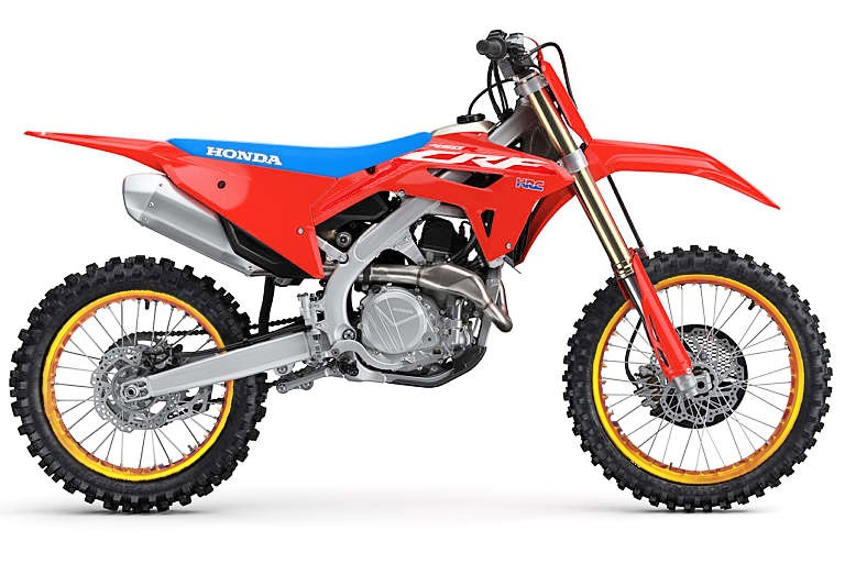 CRF450R retro gold rims - mofomotojoe - Motocross Pictures - Vital MX