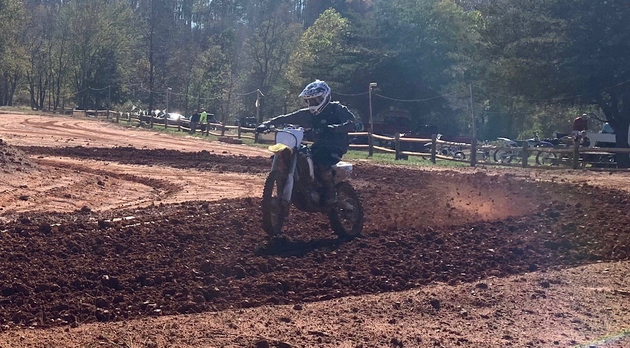 1st Ride - Poteat1985 - Motocross Pictures - Vital MX