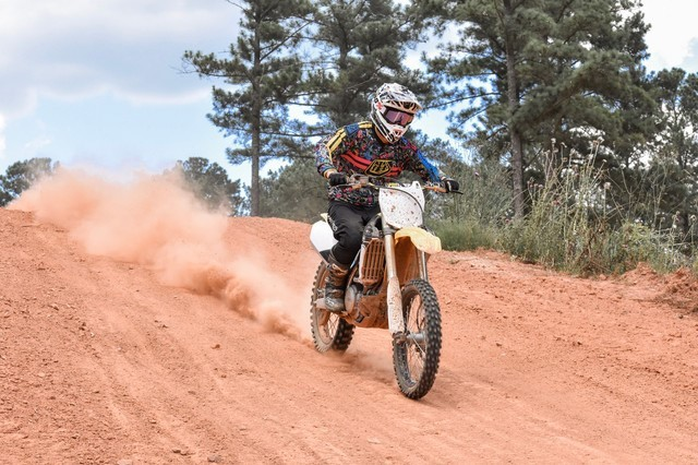 MX 2 Step Up Landing - Poteat1985 - Motocross Pictures - Vital MX