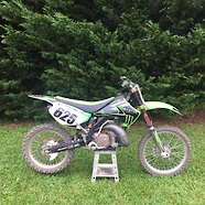 "2003 KX250 ""build in progress"""