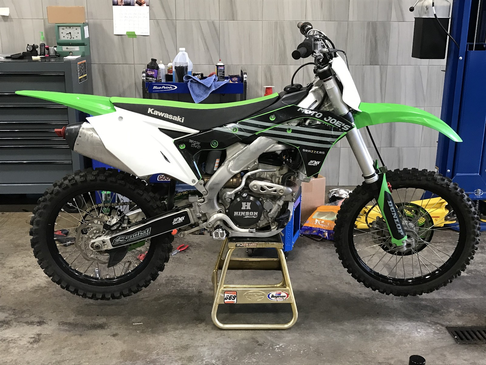minimoto19's Kawasaki