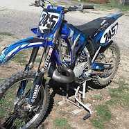 250 YZ 2009