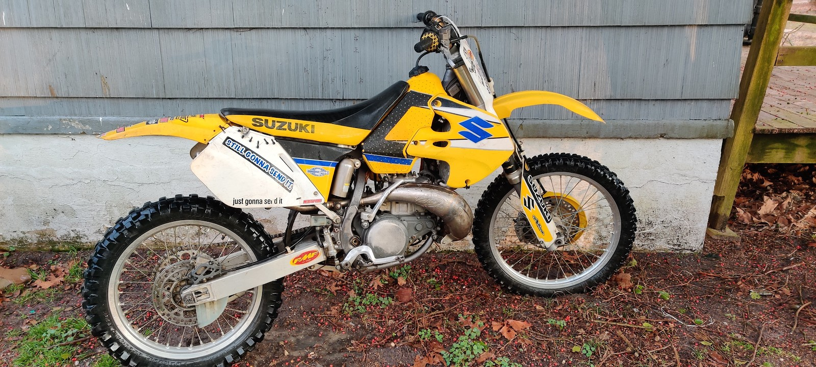What year is my rm 250?