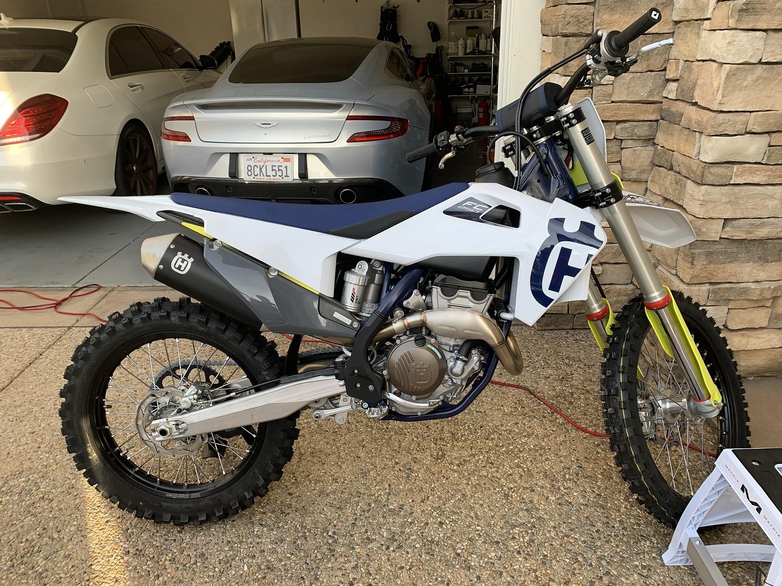 2020 Husqy 250FC - SoCalMotox - Motocross Pictures - Vital MX