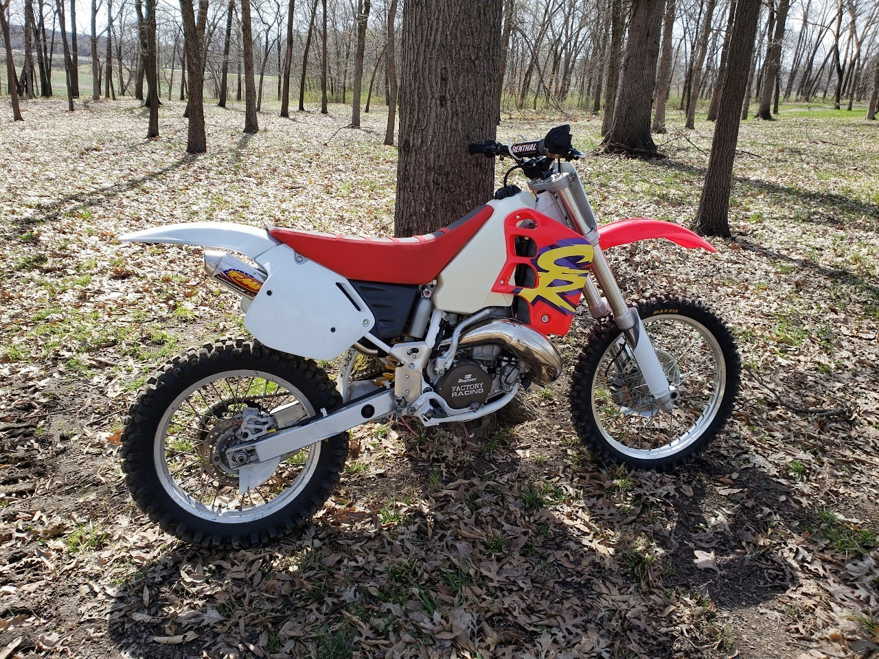 97 Honda CR500