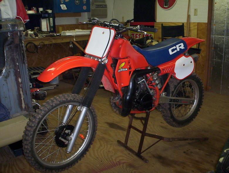 Johnny55's Honda