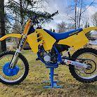 Suzuki Rm125 1990