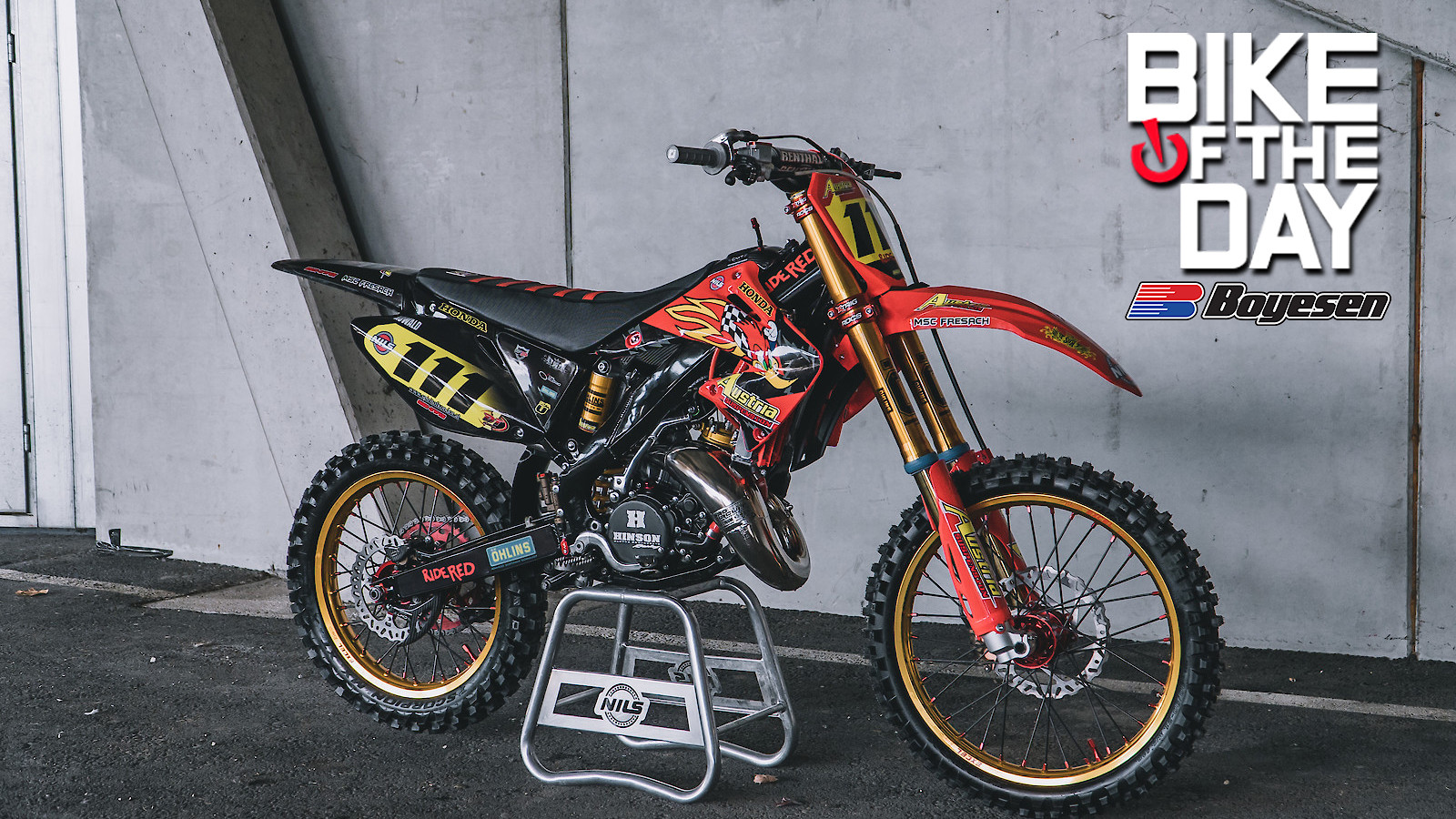 HONDA CR144 AS