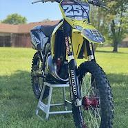 2002 Suzuki Rm125