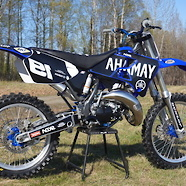 The Alaskan YZ125