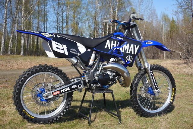 The Alaskan YZ125