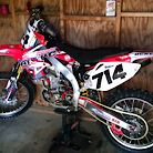 2008 CRF450R (SOLD)