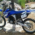 Yamaha YZN500
