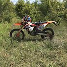 KTM 350EXC-F does everything