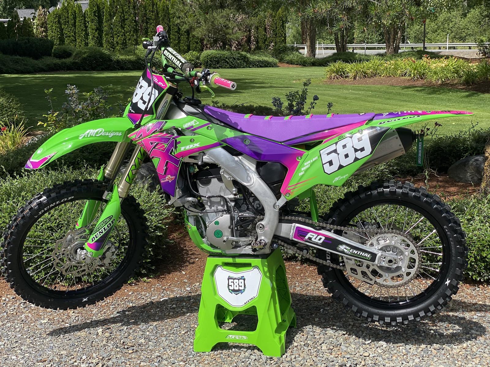 Cody's 2020 KX250