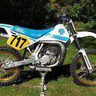 1992 Yamaha WR500