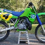 1988 Kawasaki KX500