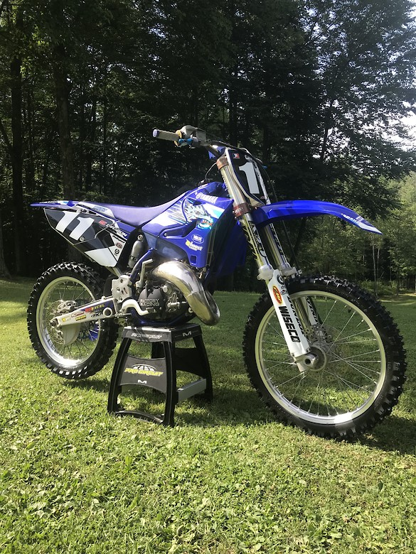 Yamaha of Troy YZ125