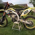 2011 RM-Z 450