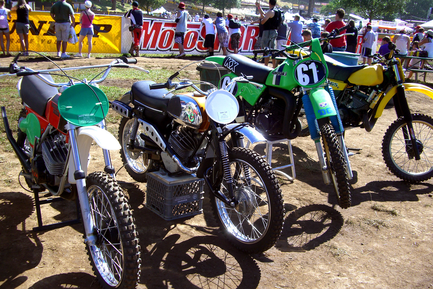 vintage bikes - TimbuK758 - Motocross Pictures - Vital MX
