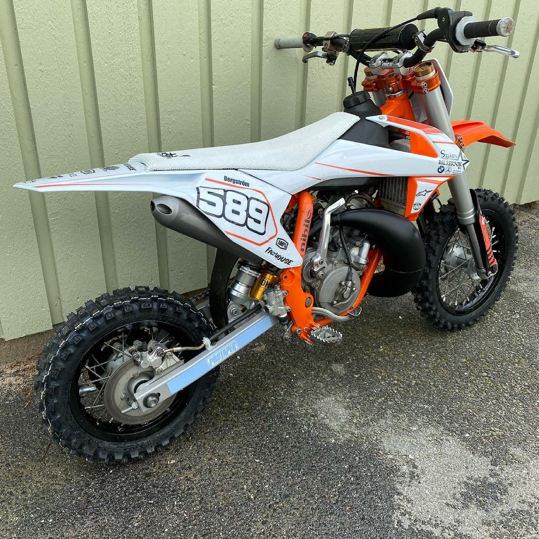 KTM sx65 mini