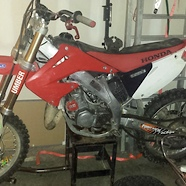 2004 CR125R Ice Tuned
