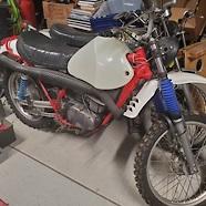 1971 Yamaha RT1-B 360 Enduro