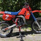 1984 Honda CR125 projectbike