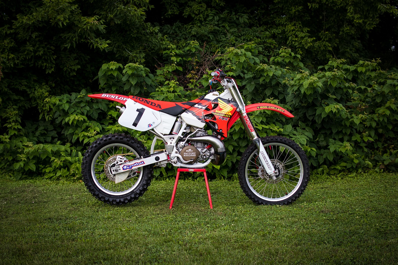 1994 Honda CR250r - GForce MMG - Motocross Pictures - Vital MX
