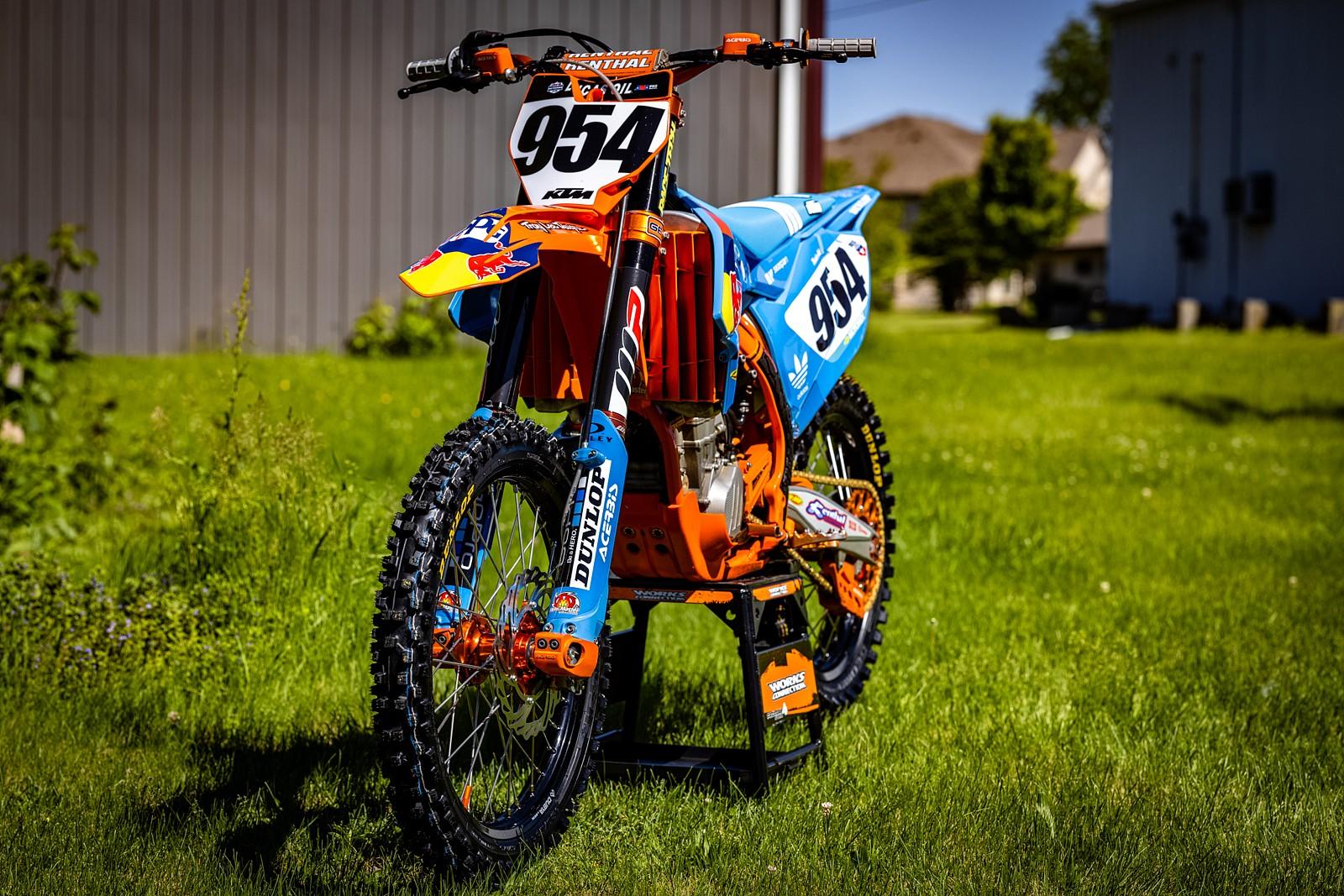 ktm 5 - GForce MMG - Motocross Pictures - Vital MX