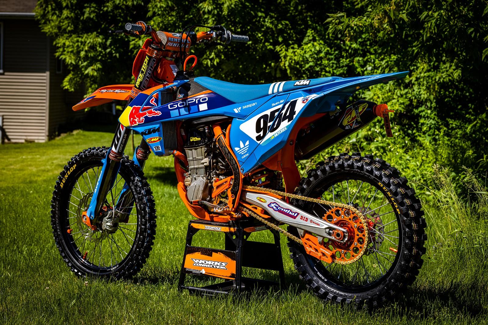 ktm 9 - GForce MMG - Motocross Pictures - Vital MX